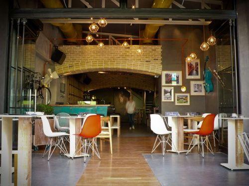 95 best cafe design images on pinterest | cafe restaurant