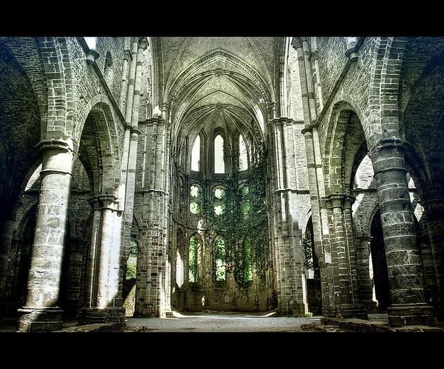 Cistercian Abbey, Belgium