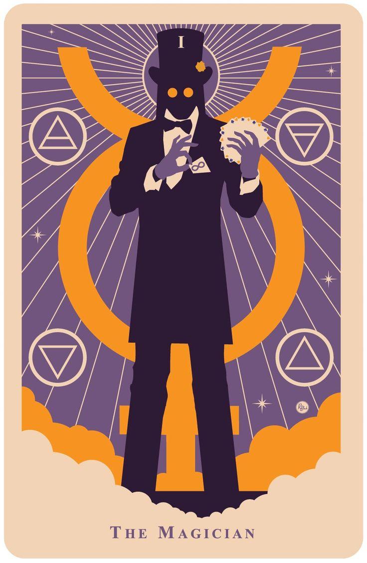 Best 25+ Tarot Card Art Ideas On Pinterest