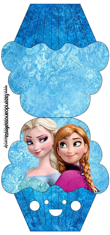 Convite Cupcake Frozen Disney - Uma Aventura Congelante:  from http://www.fazendoanossafesta.com.br/2014/01/frozendisney-umaaventuracongelante.html/frozen-disney-uma-aventura-congelante-57/#main