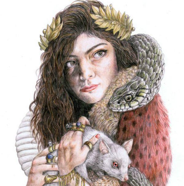"Hot New Music Find: Lorde ""The Love Club"" EP Free Downloads"