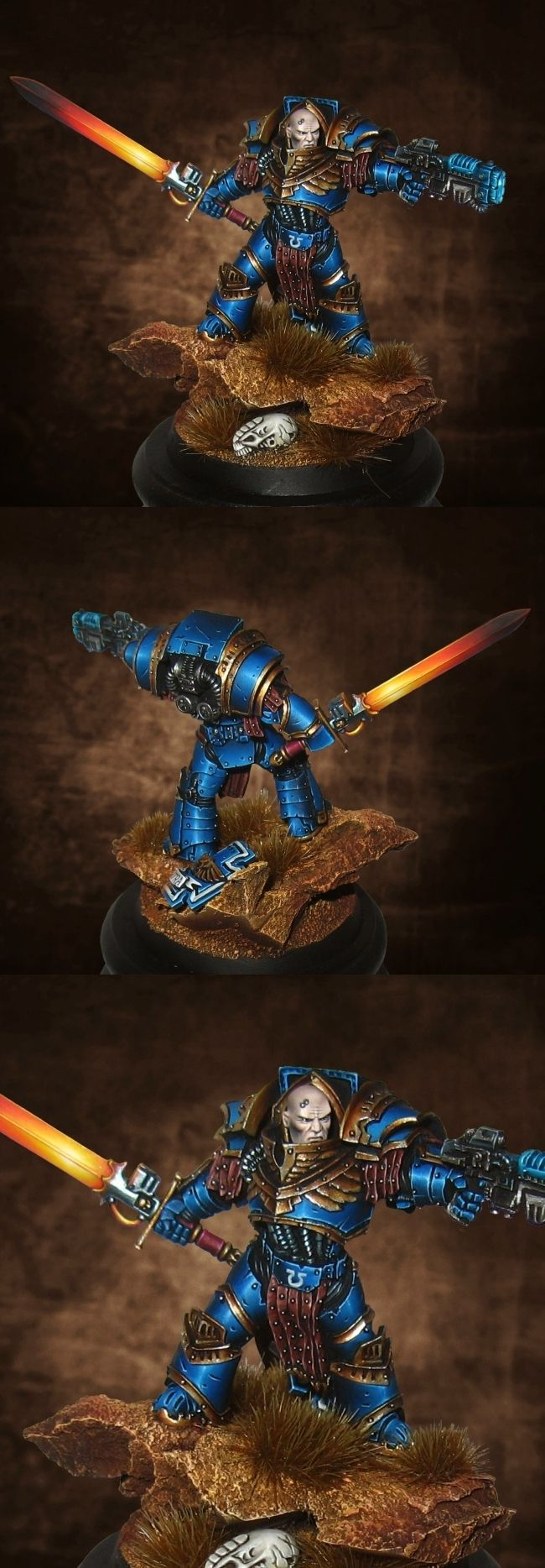 Ultramarine Praetor