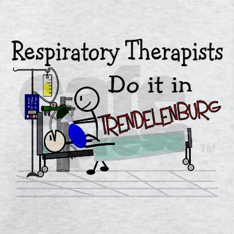 Respiratory Therapy VII Light T-Shirt... for my respiratory friends