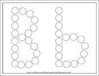 Idea- Make dot phonemes - students can dob the dots as an incentive while practicing the sound, then can take it home
