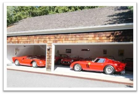 1000 images about collector car garages on pinterest for 6 car garage homes for sale