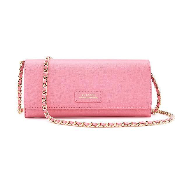 Luxurious Concetta Wallet in Pink