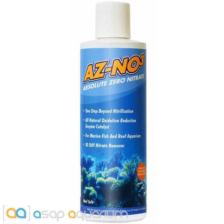 AZ-NO3 Nitrate Eliminator 240mL Absolute Zero Nitrates Reef Safe
