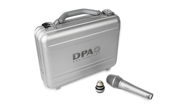 Limited edition d:facto™ 4018V Vocal Microphone Kits