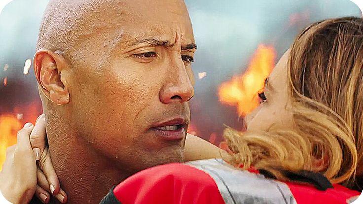 BAYWATCH Movie Trailer (2017) Dwayne Johnson Movie