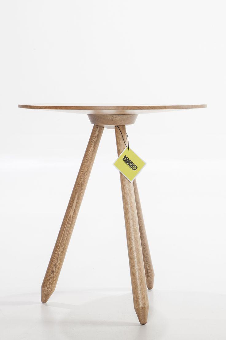 Designed By Camilo Cálad For Macrocéfalo Diseño. #table #furniture #