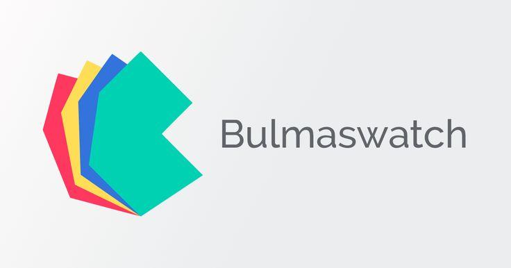 Free themes for Bulma - A modern CSS framework based on Flexbox