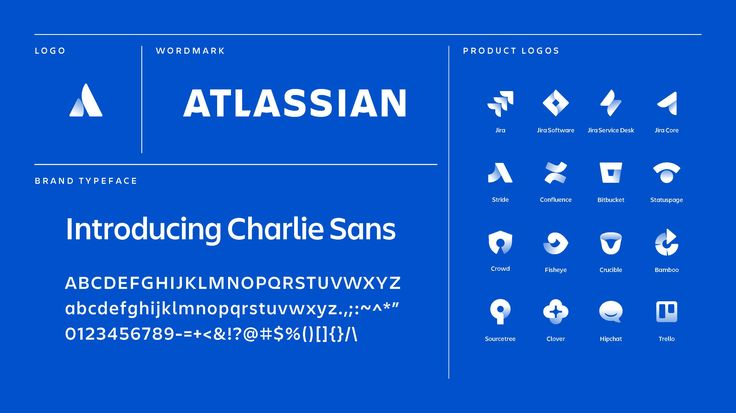 We've updated the Atlassian logo and our product logos. We want our brand to best reflect why we exist, what we believe in, and where we're headed.