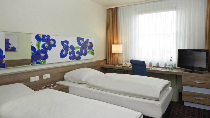 Twin Zimmer im H+ Hotel Frankfurt Airport West