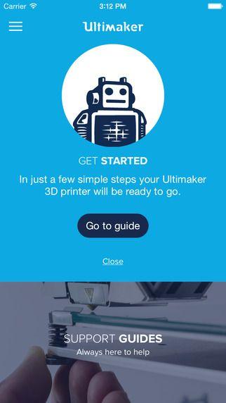 Ultimaker app by Ultimaker