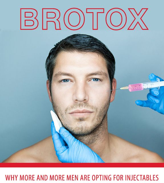 Botox or Brotox? The Nonsurgival Cosmetic Procedure for Men - https://www.drmeger.com/botox-phoenix/