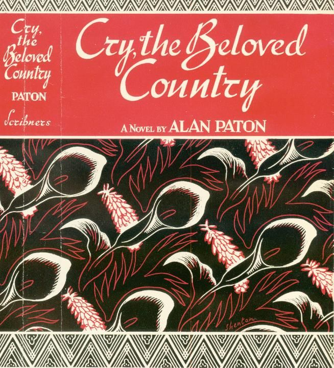 Cry the beloved country character essays