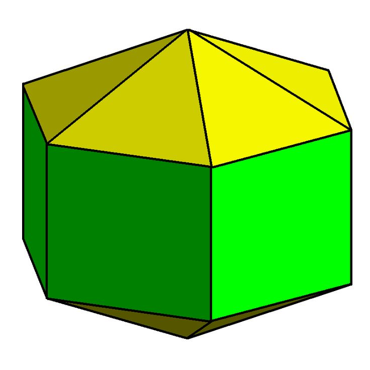 http://ift.tt/2rxU4Ua Fruit Gushers are elongated hexagonal bipyramid shaped snacks.