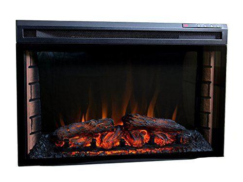 die besten 25 elektrisches kaminfeuer ideen auf pinterest elektrische feuerstelle kaminofen. Black Bedroom Furniture Sets. Home Design Ideas