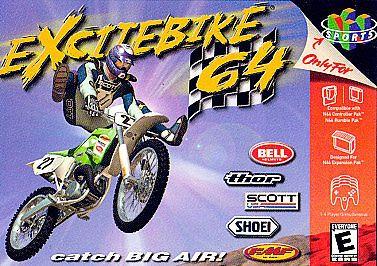 Excitebike 64 (Nintendo 64, 2000) [Cartridge only]   Video Games & Consoles, Video Games   eBay!
