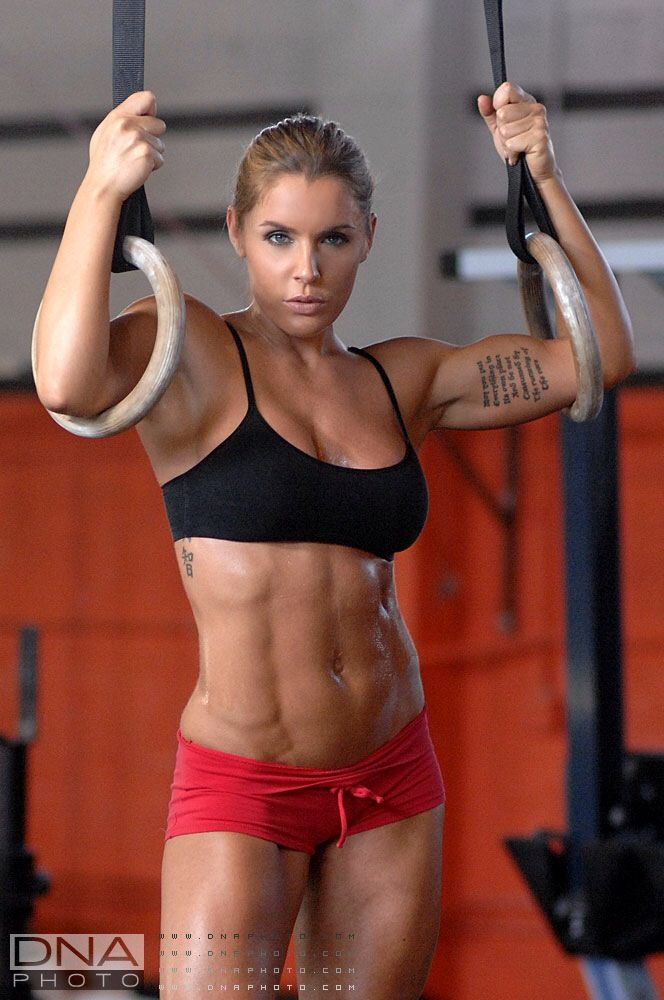 Crossfit Body Women Sarah Grace | F...
