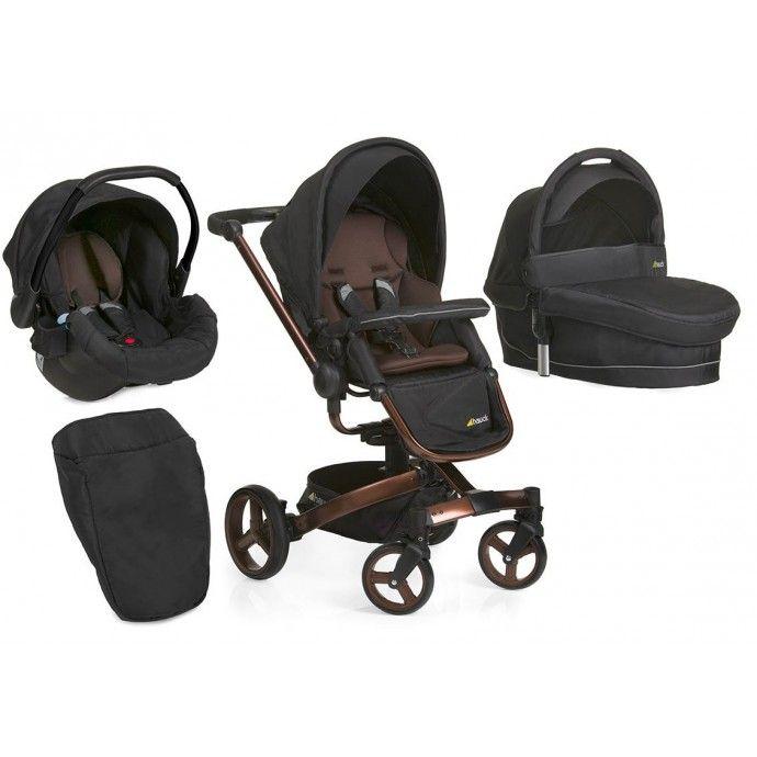 Twister Trio 3in1 yhdistelmävaunut, 599,95 €. Hauck lastenvaunut tuovat arkeesi niin käyttömukavuutta kuin luksusta! Ilmainen kotiinkuljetus! #yhdistelmävaunut #lastenvaunut #lastenvaunu