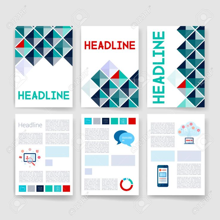 18 best images about Graphisme - PPT on Pinterest Powerpoint - powerpoint brochure template