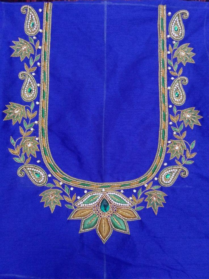 Best sowmya images on pinterest blouses blouse