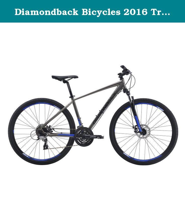 Diamondback Bicycles 2016 Trace Sport Complete Dual Sport