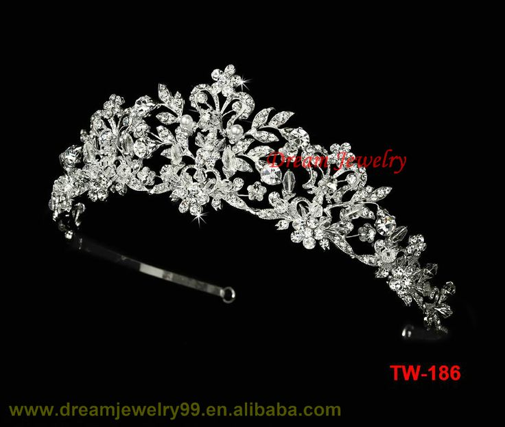 William Kate Princess Crystal bride hair accessories wedding tiaras and crowns for sale rhinestone pageant crowns head jewelry-in Hair Jewelry from Jewelry on Aliexpress.com | Alibaba Group