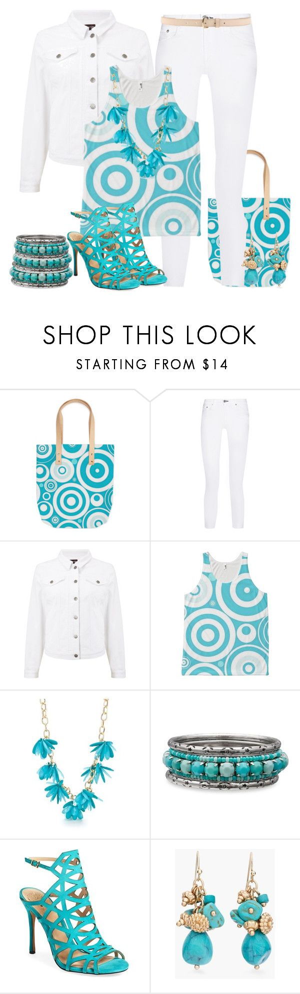 """Untitled #1266"" by mrsdarlene ❤ liked on Polyvore featuring rag & bone, Phase Eight, New Directions, Vince Camuto, Chico's and Dsquared2"