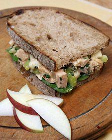 Martha's Favorite Tuna Salad Sandwich - Martha Stewart Recipes