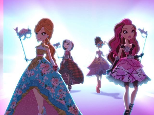 What ever after high character are you? I got sierice wolf