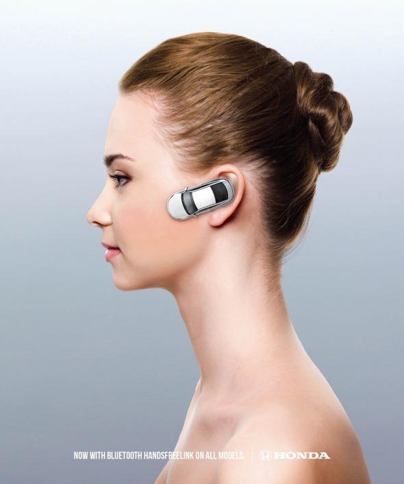 Honda: Woman   #ads #marketing #creative #werbung #print #advertising #campaign