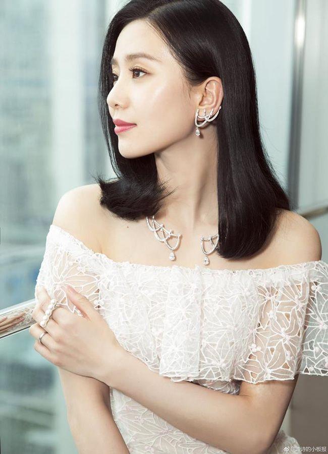 Ngất ngây với nhan sắc xinh đẹp rạng ngời của Lưu Thi Thi trong sự kiện - Ảnh 3.