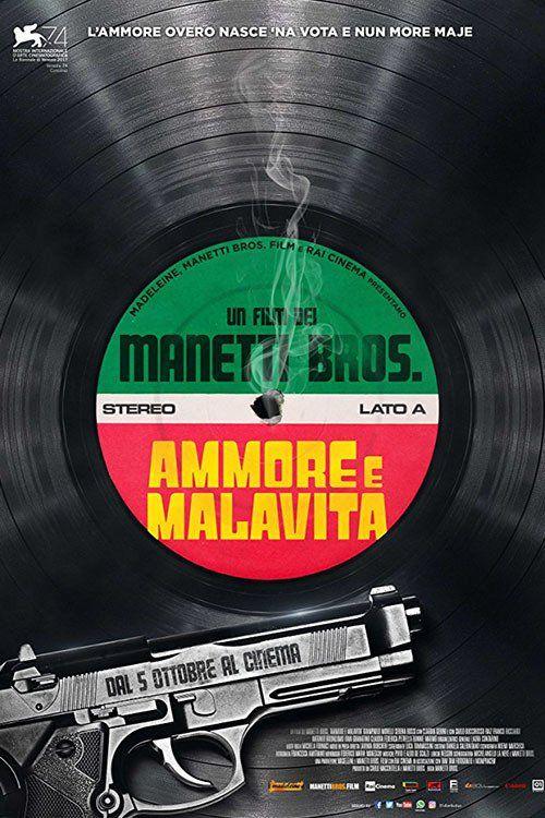Watch->> Ammore e Malavita 2017 Full - Movie Online