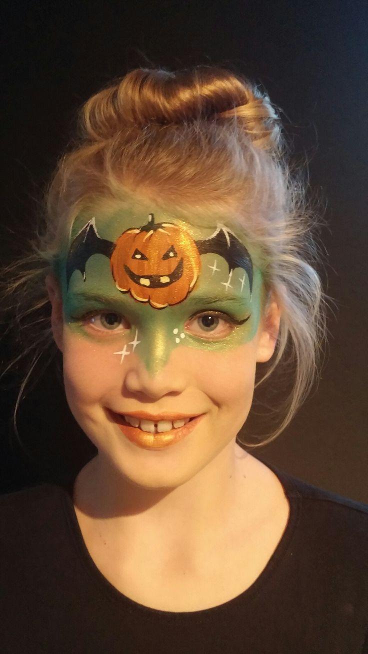#halloween #pompoen #vleermuis #Niekie Kids Design