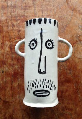 Helen Gibbins: headspace 223, glazed stoneware