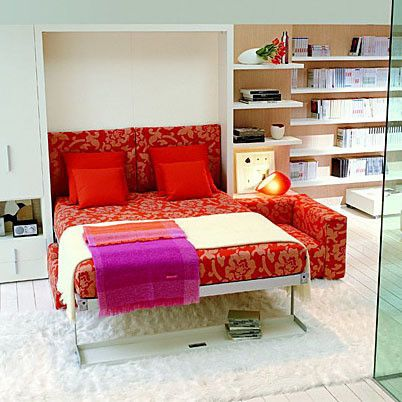 smart beds small spaces home dcor portland monthly - Beds For Small Spaces
