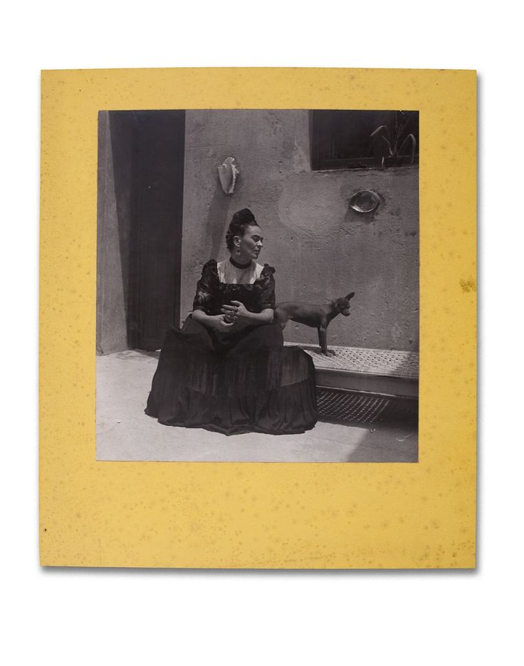 In Memory of Frida Kahlo: Her Photos