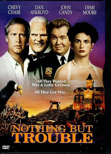 Nothing But Trouble (DVD 1991) | DVD Empire