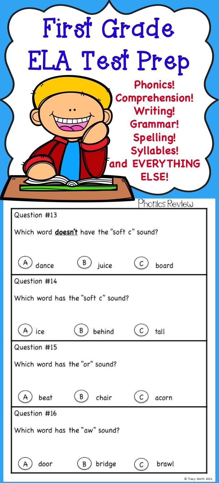 Pin On Worksheets For Kindergarten Tn ready math practice test grade