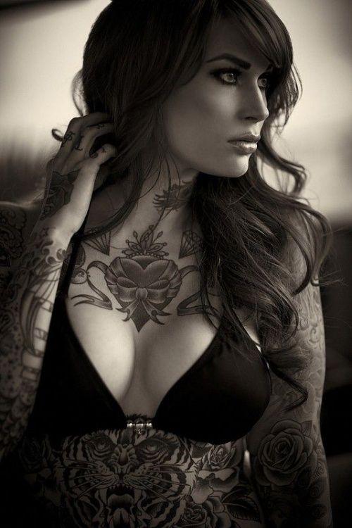 Top Mädchen Tattoo-Modelle | Mode