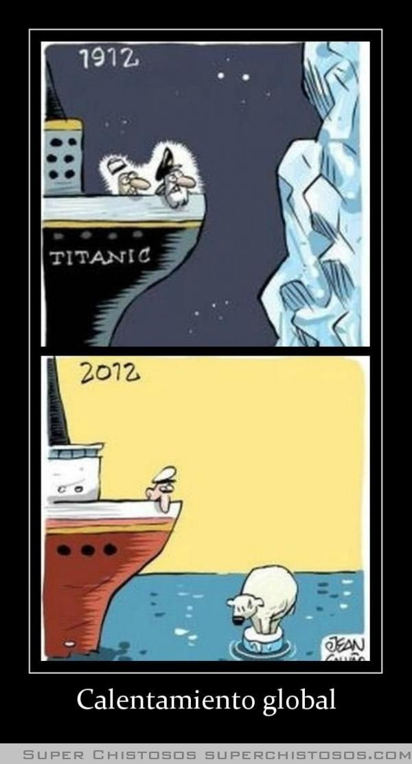 Calentamiento Global... :(