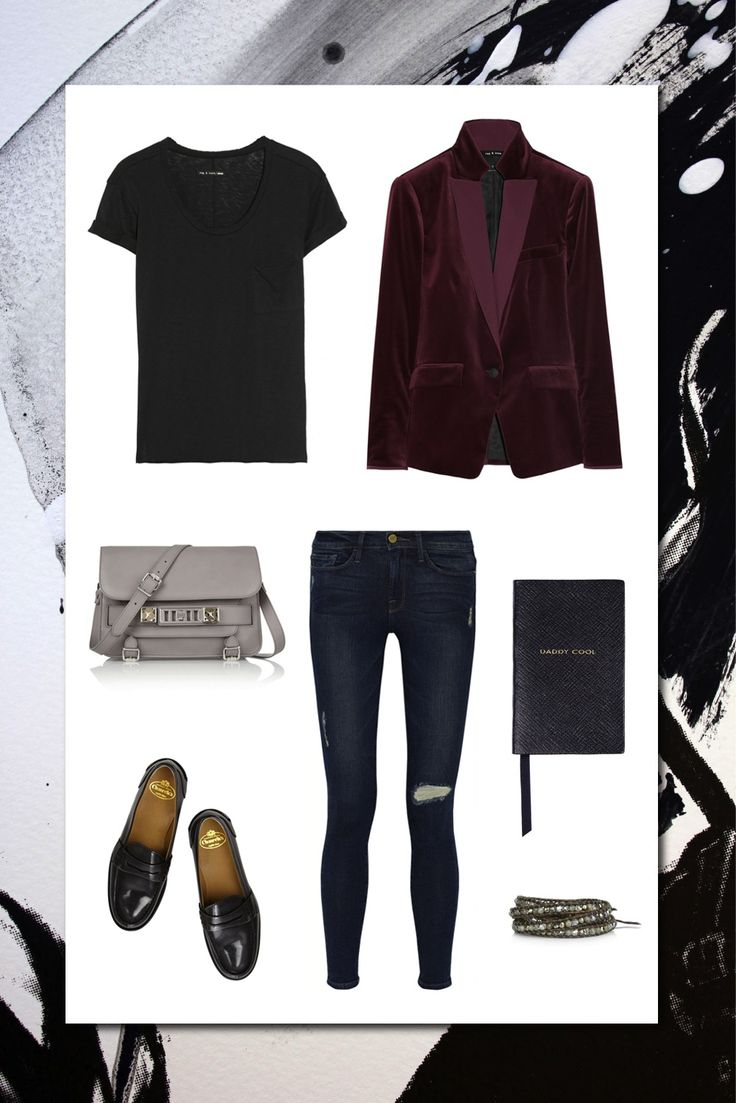 Friday Forecast: How To Wear Loafers http://lcknyc.com/177IJcF