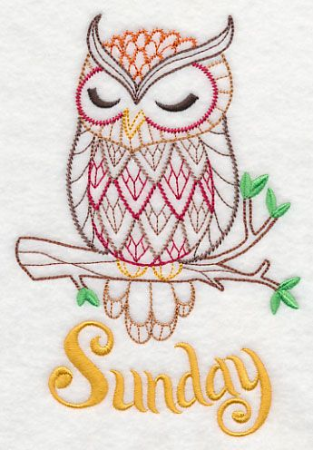 Machine Embroidery Designs at Embroidery Library! - Color Change - X10960