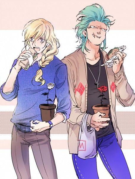 Bartolomeo and Cavendish, One Piece