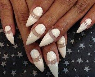 stiletto nail designs for christmas and Amusing Simple Stiletto Nail Design