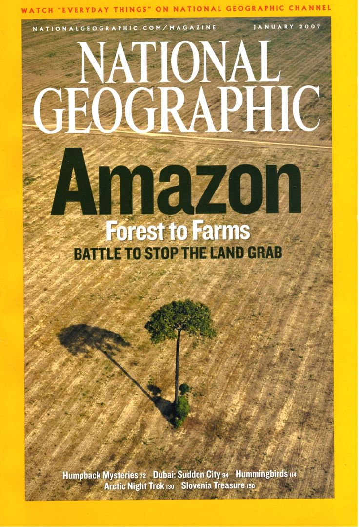 The national geographic magazine online