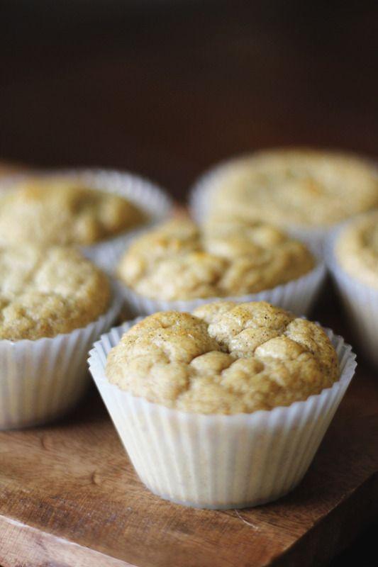 Clean Banana Bread Protein Muffins (Weight Watchers - 1 Points+)