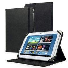 Forro Universal Tablet 9-10 pulgadas Muvit con Funcion Soporte Negra  Bs.F. 210,17